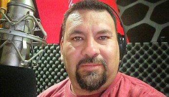 Locutor argentino Alejandro C