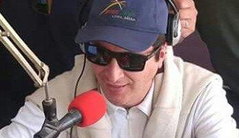 Locutor boliviano Enrique C