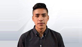 Locutor boliviano Gian Marco