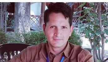 Locutor boliviano Gilmar U