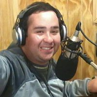 Locutor chileno Rodrigo F