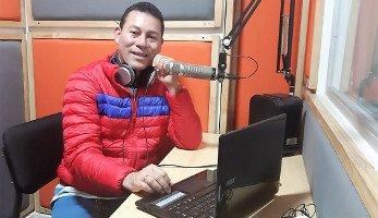 Locutor Colombiano Eulises C