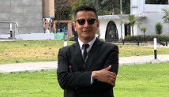 Locutor colombiano Jorge S