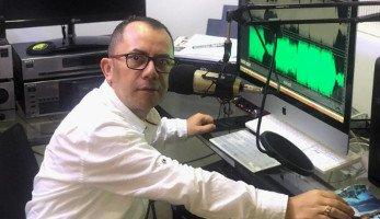 Locutor colombiano Leonel Z