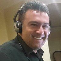 Locutor colombiano Steward Q