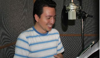 Locutor colombiano William