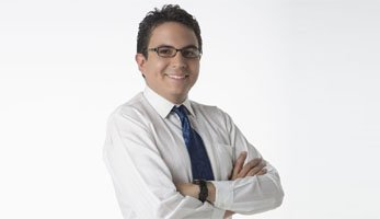 Locutor ecuatoriano Jorge A