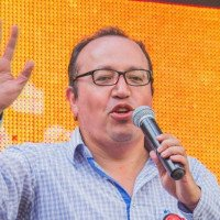 Locutor ecuatoriano Mario M