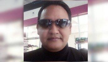 Locutor hondureño Gerson M