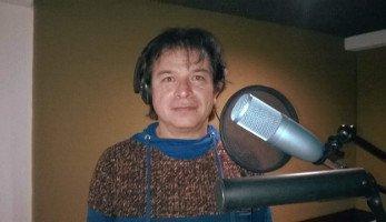 Locutor mexicano Alejandro M