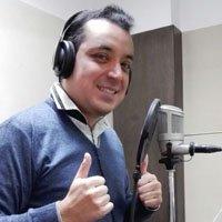 Locutor mexicano Antonio N