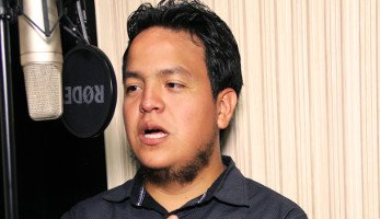 Locutor mexicano Armando M