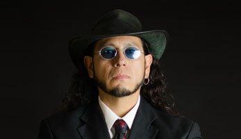 Locutor mexicano Carlos Röck