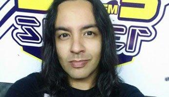 Locutor mexicano Christopher A