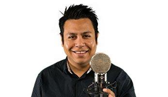 Locutor mexicano Daniel G