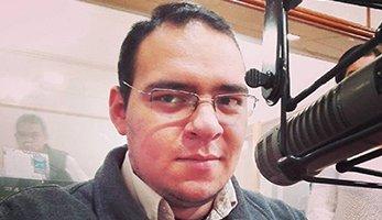 Locutor mexicano Edgar P