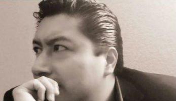 Locutor mexicano Jose Luis