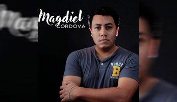 Locutor mexicano Magdiel C