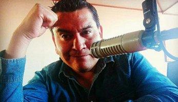 Locutor mexicano Manuel B