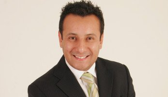 Locutor mexicano Oliver G