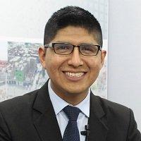 Locutor peruano Hanz P