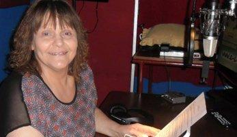 Locutora argentina Liliana