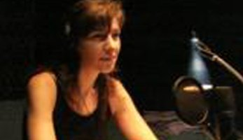 Locutora argentina Silvia