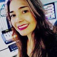 Locutora brasileña Adriana