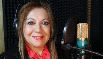 Locutora colombiana Emilia C
