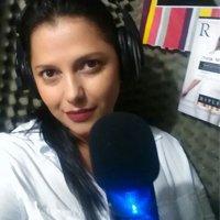 Locutora colombiana Mónica