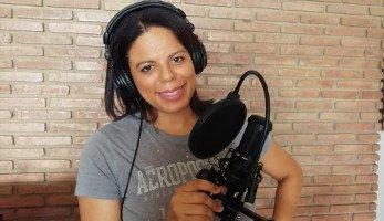 Locutora Dominicana Johanna R