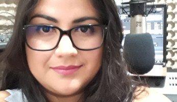 Locutora guatemalteca Nancy C