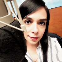 Locutora mexicana Faby Z