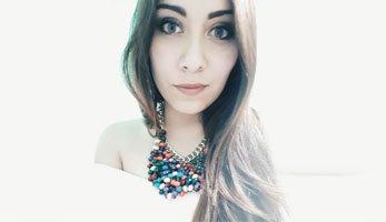 Locutora mexicana Laura Samara