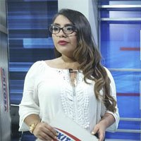 Locutora peruana Carmen R