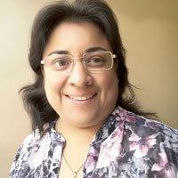 Locutora peruana Eliana T