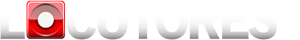 Logo locutores banco de voces de habla hispana