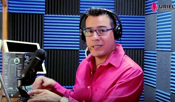 Microfono para locutor Blue Yeti